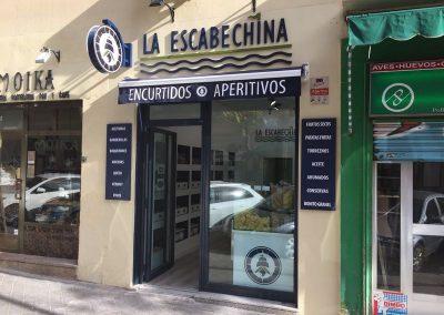 BANDEJAS DE PANEL COMPOSITE PARA SERVICIOS DE VENTA