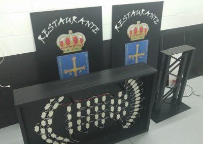 banderola junquillo Banderines y Banderolas