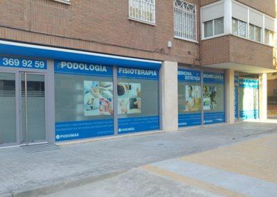 CLINICA PODOMAS VILLAVERDE MADRID