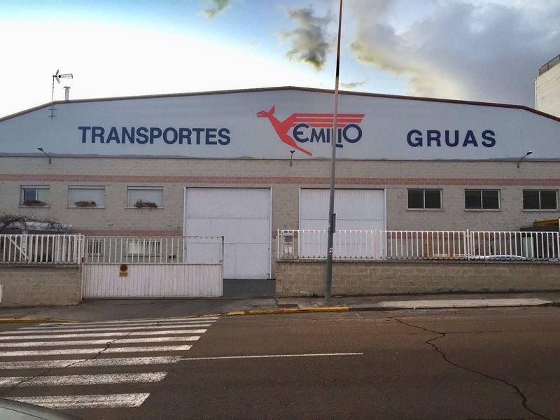 ROTULACION FACHADA EMILIO DESPUES Rotulación de fachadas